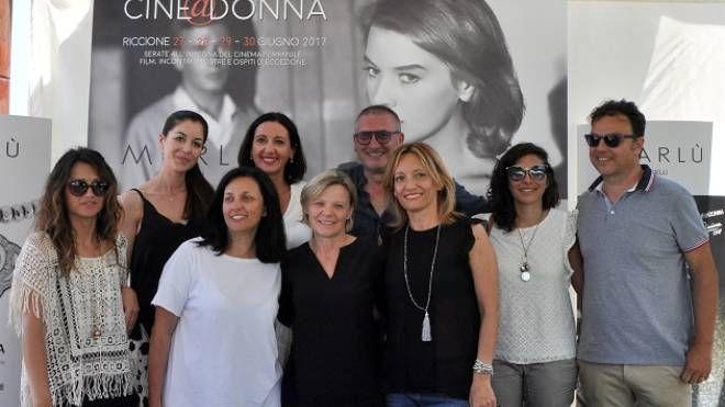 Presentazione di Cine@donna (Foto Concolino)