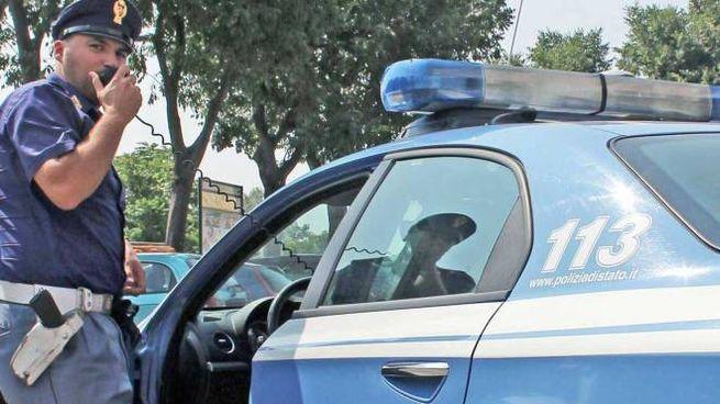 Incidente in A14, è intervenuta la polizia stradale (foto archivio Torres)