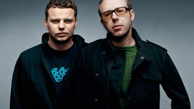 The Chemical Brothers - Credit: Press