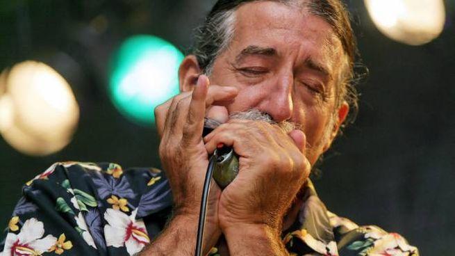 Besana, il bluesman Fabio Treves in concerto alla festa dell'Anpi