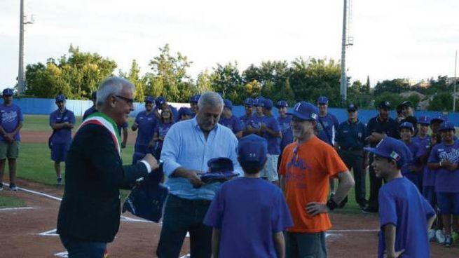 Il sindaco e l'assessore Canesin sul campo