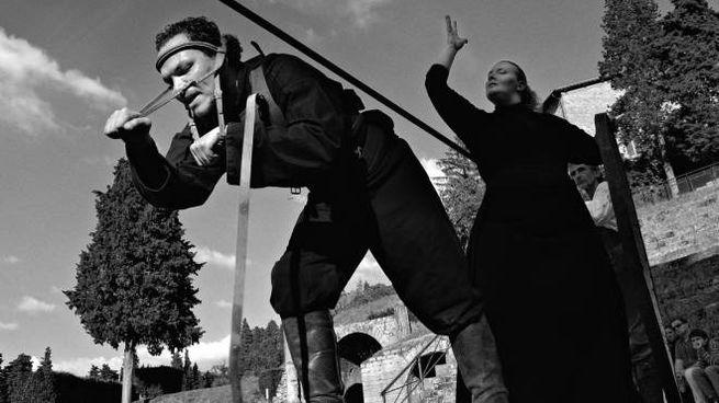 'Iliade/Poema della forza'  il 9 e 16 luglio con Archivio Zeta