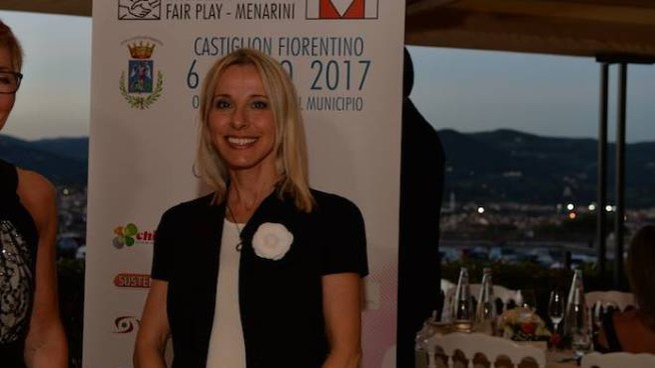 Lucia Aleotti, presidente del Gruppo Menarini