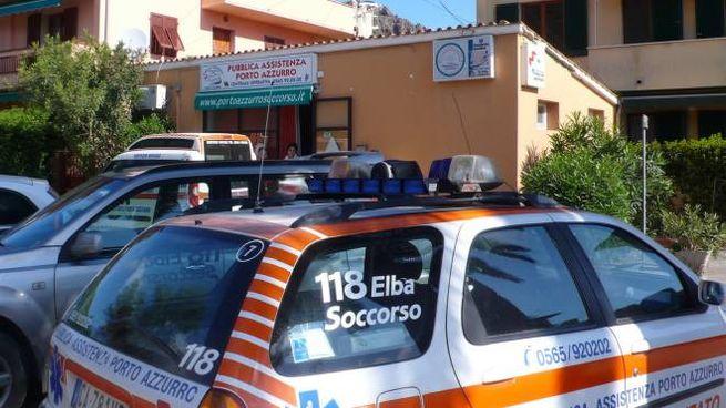 La Pubblica Assistenza di Porto Azzurro
