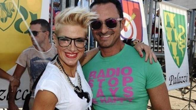 Sara Chiarei e Roberto Giannoni di Radio Stop
