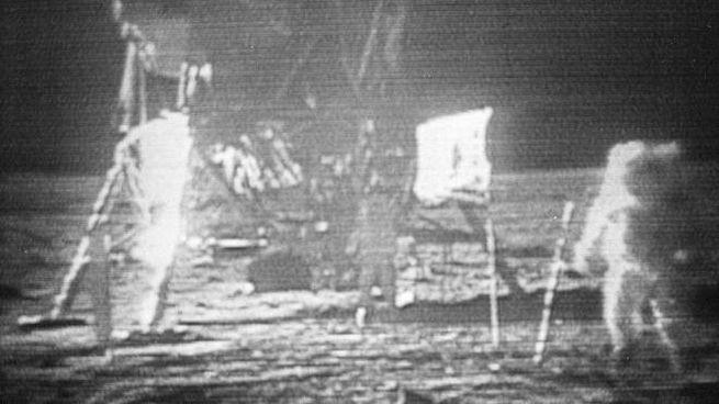 1969 - Lo sbarco sulla Luna