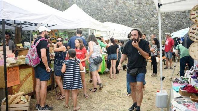 Castle Vegetarian Festival a Sarzana