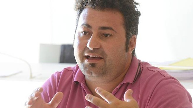 L'ormai ex consigliere del Pd, Diego Urbisaglia