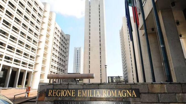 La sede dell'assemblea regionale in viale Aldo Moro (Schicchi)