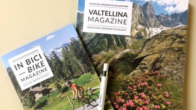 Valtellina Magazine e In Bici-Bike Magazine