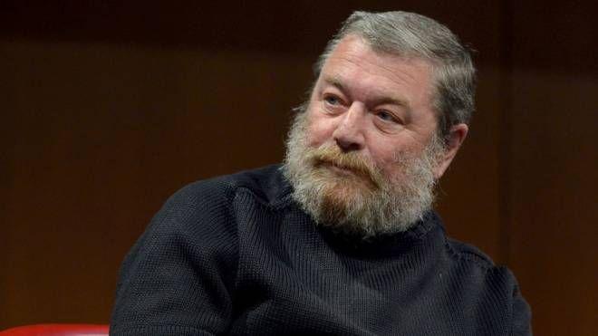 Carlo Rivetti, fondatore del marchio Stone Island (foto Imagoeconomica)