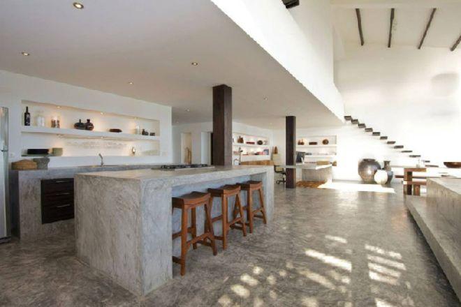 Cucine in cemento per un look industriale - Tempo Libero ...
