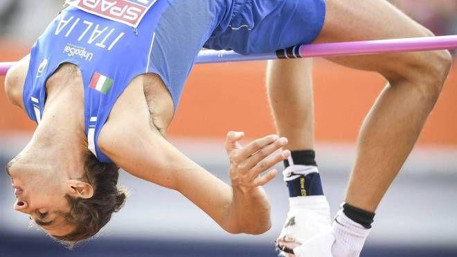 Mondiali atletica, Gianmarco Tamberi (Ansa)