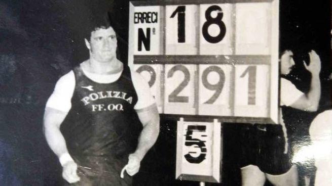 Il record di Alessandro Andrei