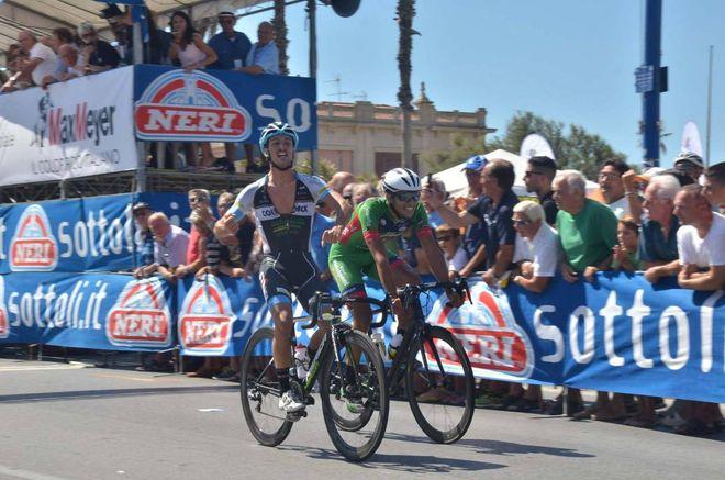 362f92e23e0e Ciclismo, Bonifazio non perdona: sua la Firenze-Mare / FOTO - Sport ...