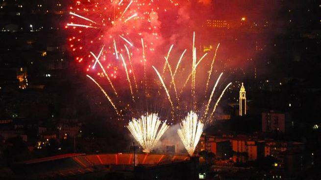 I fuochi d'artificio