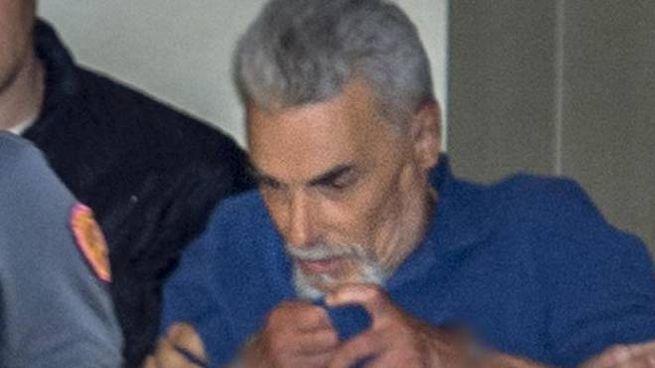 Maurizio Diotallevi, che ha confessato d'aver ucciso e fatto a pezzi la sorella (Ansa)