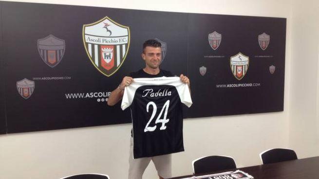 L'ex Benevento Emanuele Padella è pronto ad nuova avventura con l'Ascoli