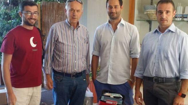 A Punta Ala due nuovi defibrillatori