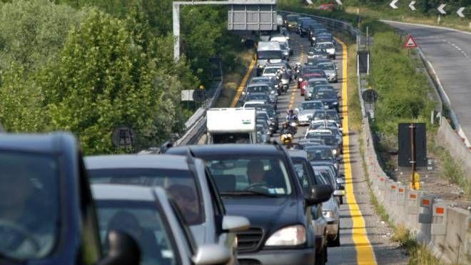 La superstrada 36 (foto d'archivio)