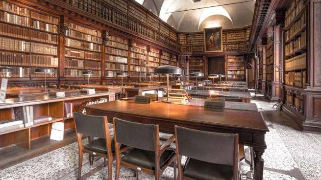 Biblioteca Braidense di Milano