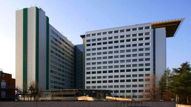 Bologna, ospedale Maggiore (foto Schicchi)