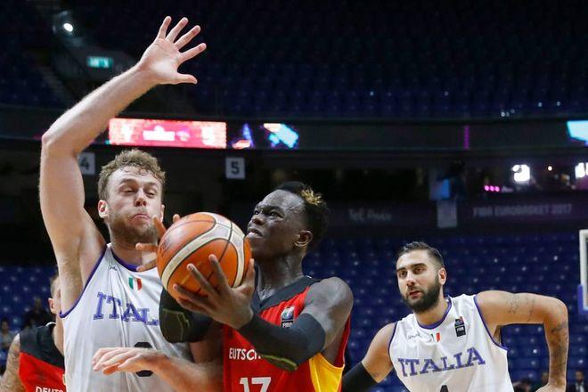 Europei Basket 2017, l'Italia a Istanbul  Ko contro la