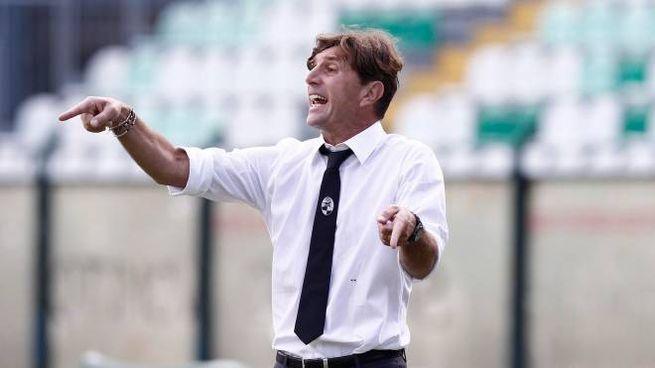 Mignani, allenatore del Siena