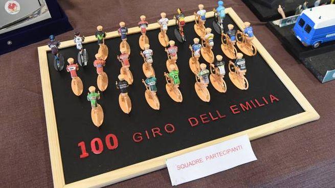 Edizione 100 per il Giro dell'Emilia (foto Schicchi)