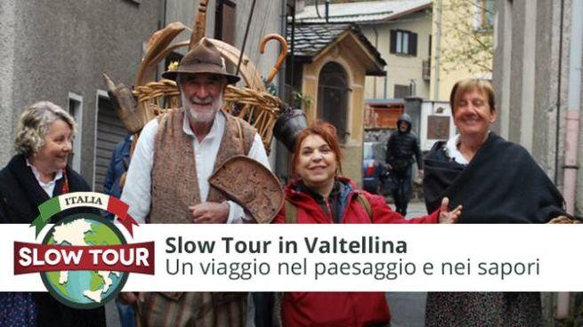 Slow Tour in Valtellina