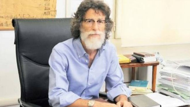 Il neopresidente Gianni Fruganti
