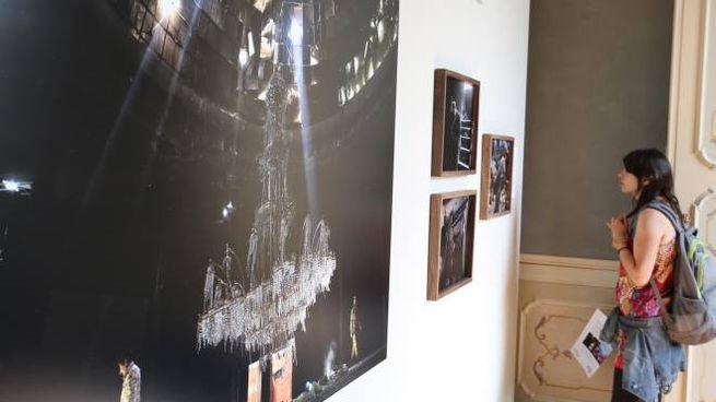 Mostra foto Sony a Monza (Radaelli)