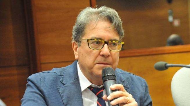 Il provveditore Roberto Curtolo