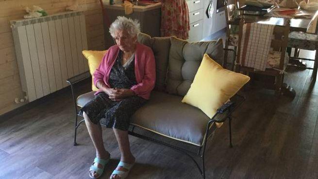 Giuseppa 'Peppina' Fattori, 95 anni