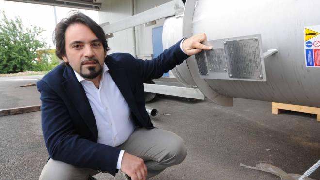 Antonio Monesi, detentore del 68% delle quote della Bellelli Engineering