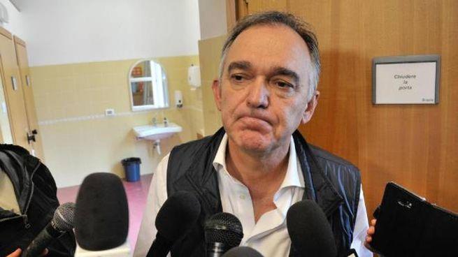 Il presidente  della Regione  Enrico Rossi