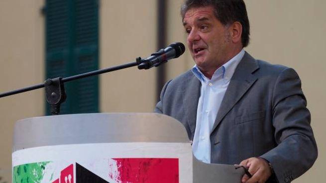 Hockey Sarzana. Presentazione squadre campionati 2017-2018: il presidente Maurizio Corona