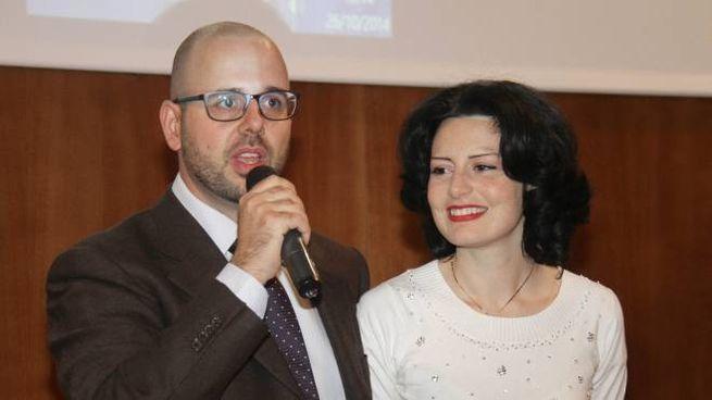 Guido De Barros e Caterina Ceccuti (New Press Photo)