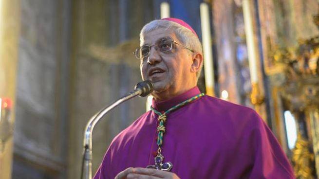 Il vescovo di Lodi, Maurizio Malvestiti