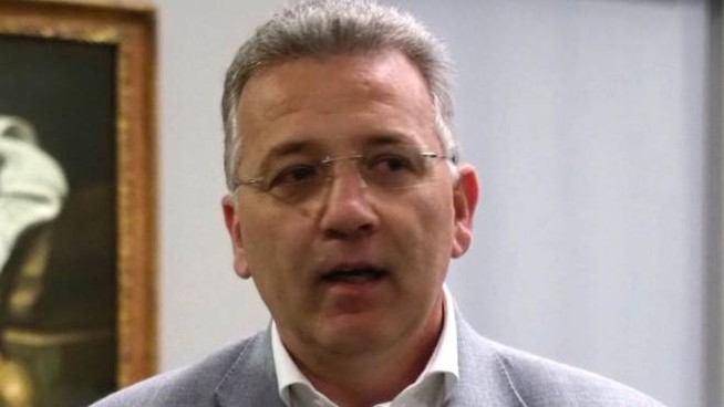 Il sindaco Pierluigi Peracchini