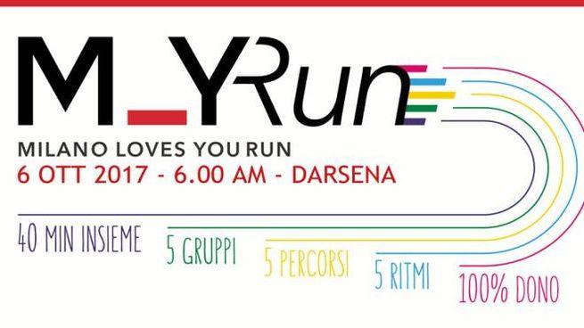 Milano Loves You Run