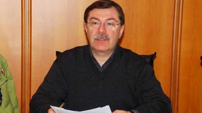Paolo Avezzù, 65 anni ha annunciato  ritorno in Forza Italia. L'ultima giravolta del presidente del consiglio comunale