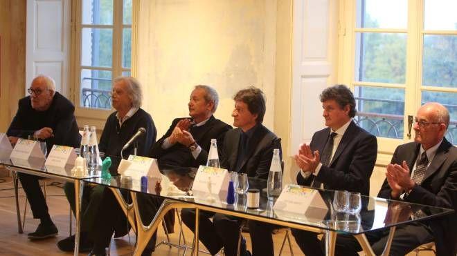 LE VOCI E I BRAND Tutti d'accordo sull'importanza della tecnologia in un mercato sempre più globale (Foto Rossi)