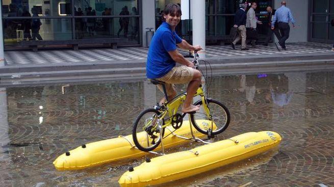 La Shuttle bike (Foto Petrangeli)
