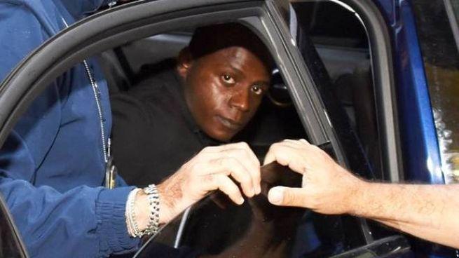 L'arresto di Guerlin Butungu