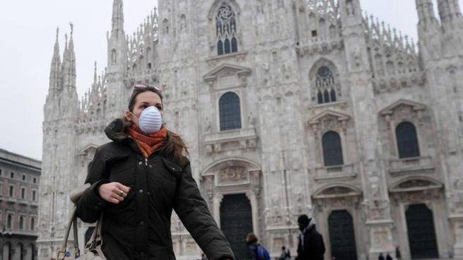 Allarme inquinamento a Milano