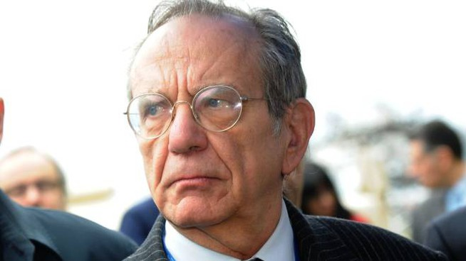 Pier Carlo Padoan (Newpress)