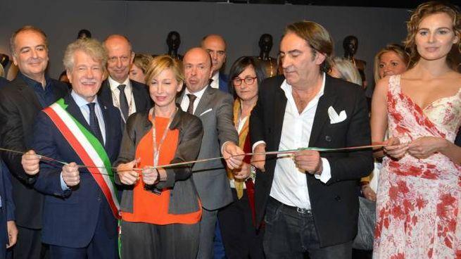 L'inaugurazione di Gold Italy