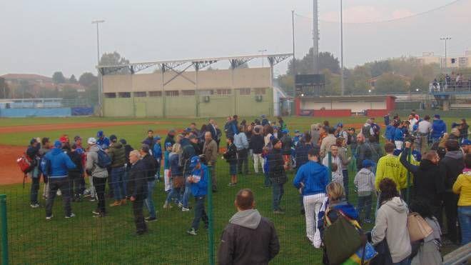 Una festa per tutti quest'oggi a Codogno con l'Italia che conquista l'European Series