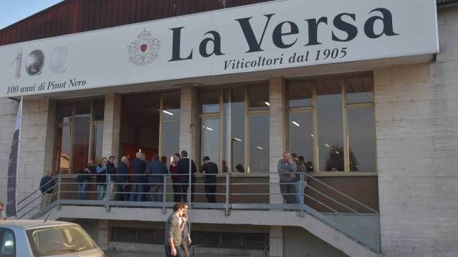 """Le cantine """"La Versa"""", dove si è tenuta l'assemblea dei soci"""
